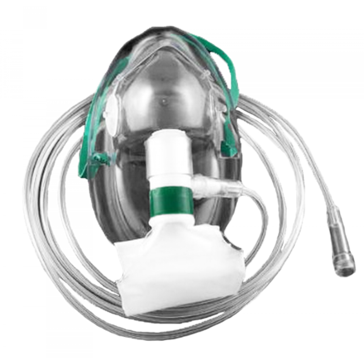 how to use oxygen mask