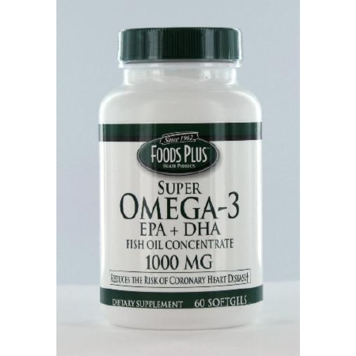 Foods plus omega 3 fish oil supplement fp675 for Omega 3 fish oil reviews
