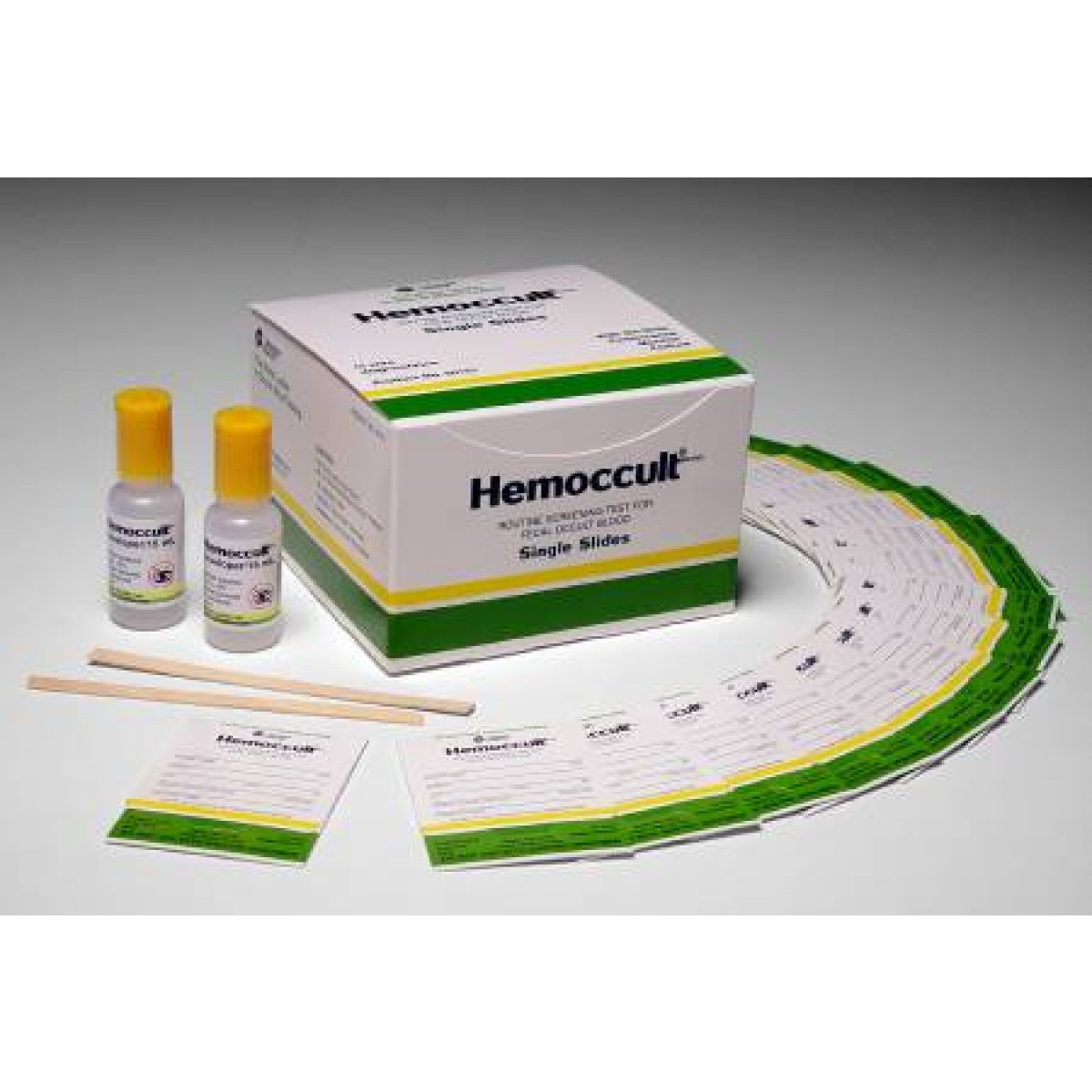 Hemoccult Single Slides Rapid Diagnostic Test Kit 60151a