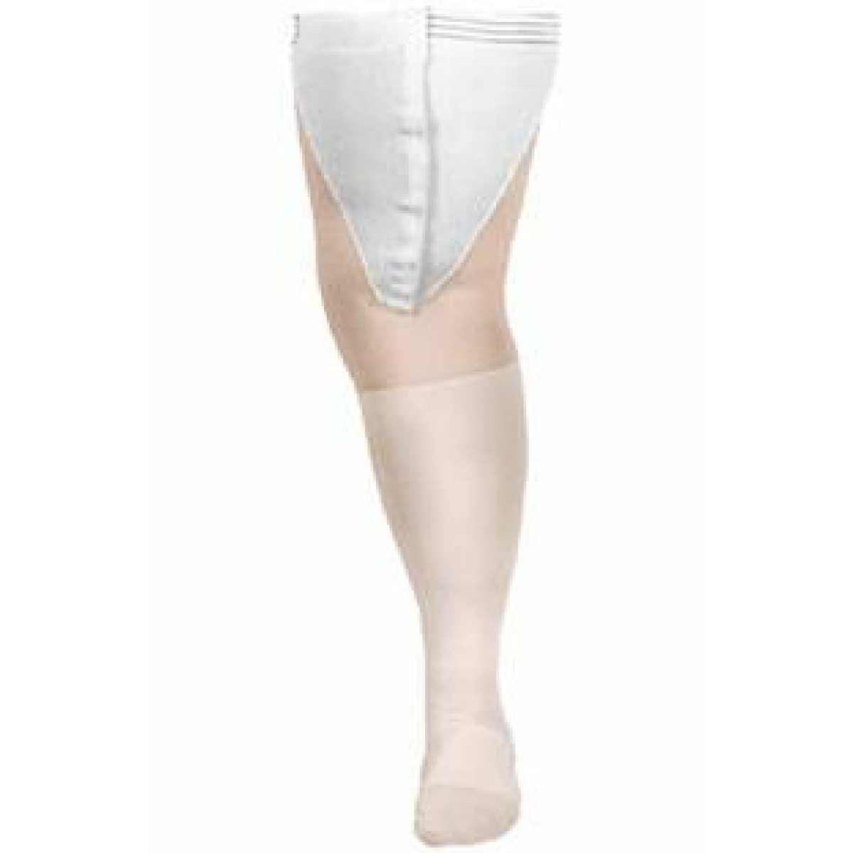 how to put on anti embolism stockings