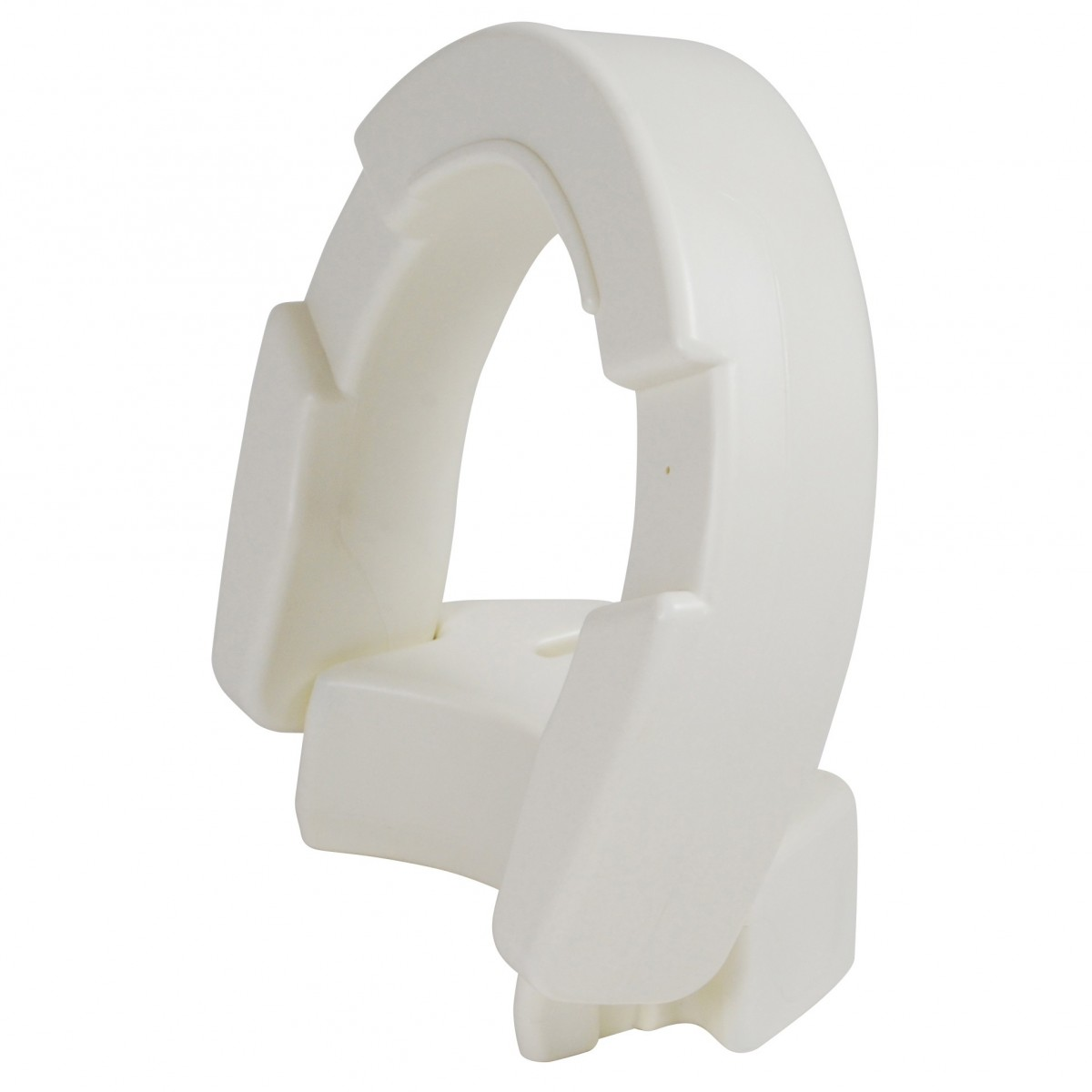 Hinged Toilet Seat Riser By Drive Medical Rtl12607