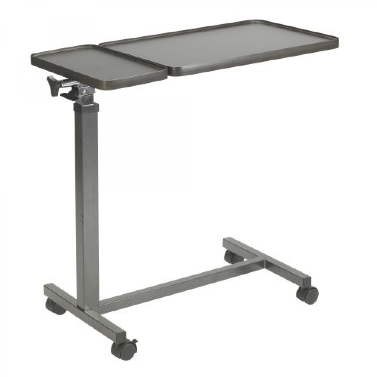 Multi Purpose Tilt Top Split Overbed Table By Drive