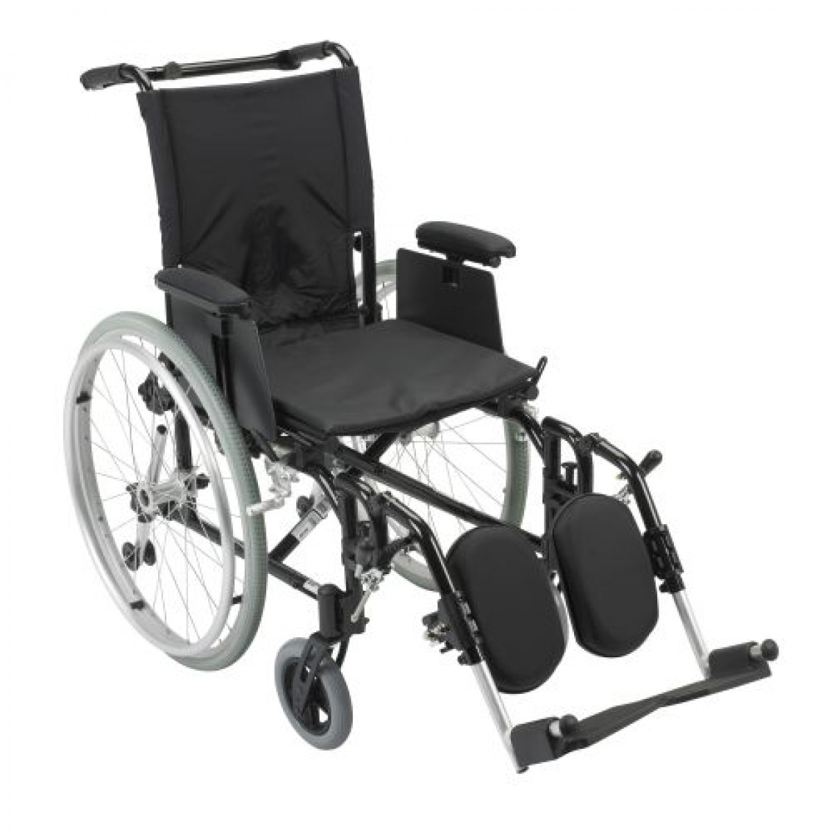 cougar ultra lightweight rehab wheelchair by drive medical. Black Bedroom Furniture Sets. Home Design Ideas