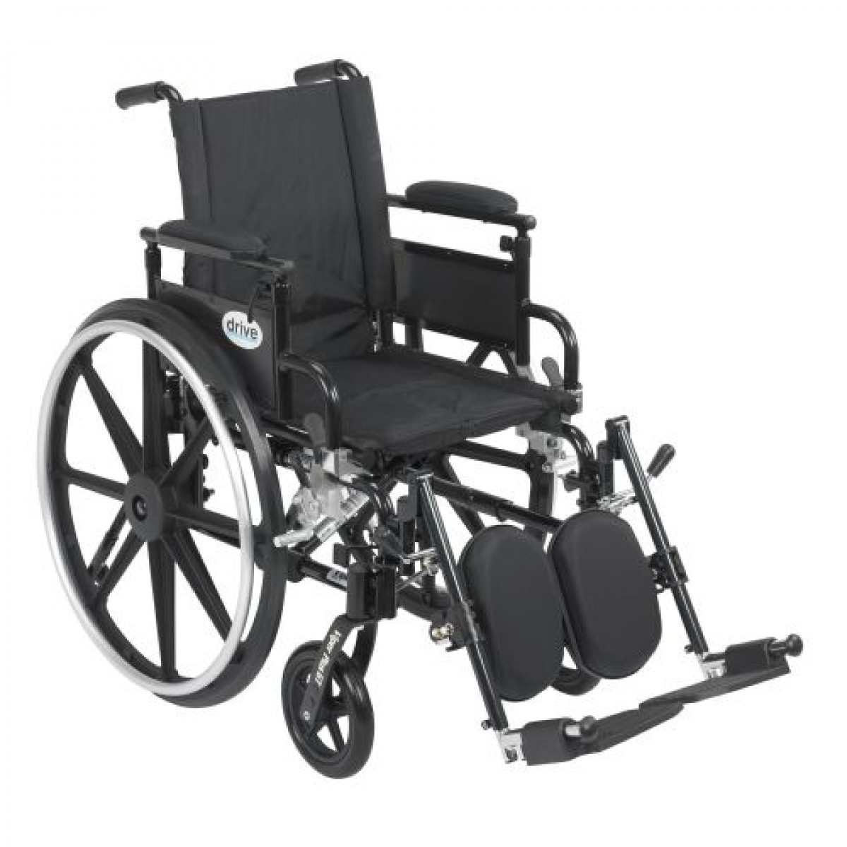 Viper Plus Gt Wheelchair With Flip Back Removable