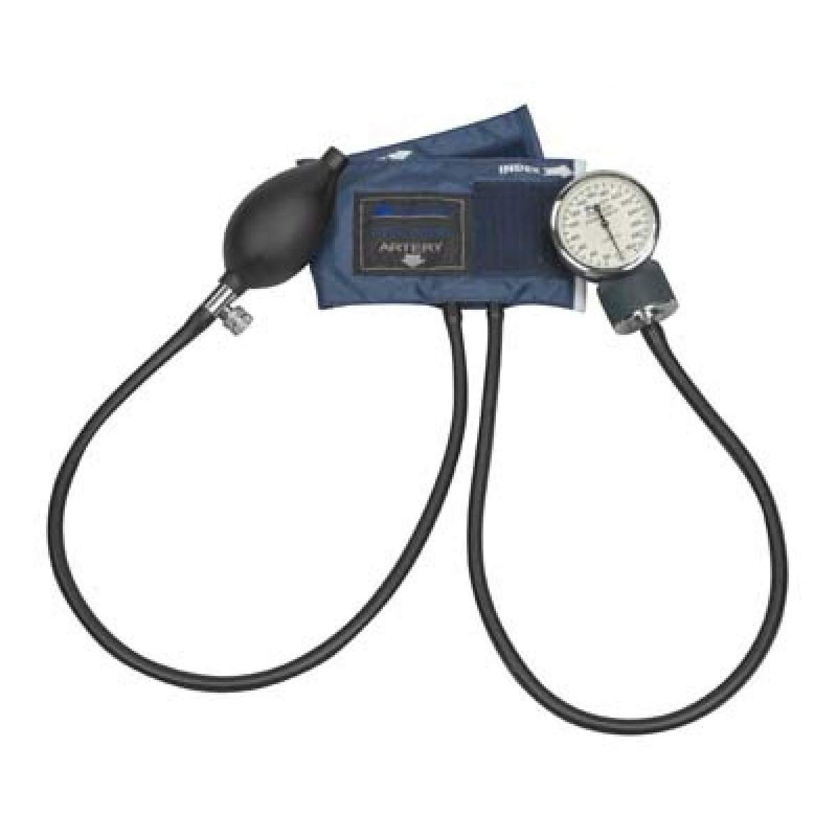 Infant Precision Aneroid Sphygmomanometers With Blue Nylon