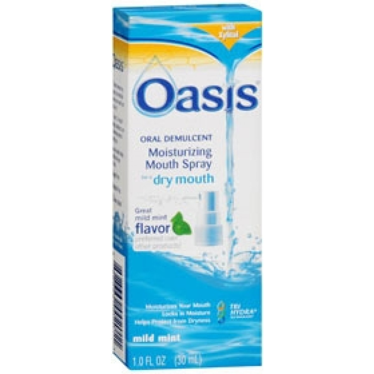 Oasis Mouth 60