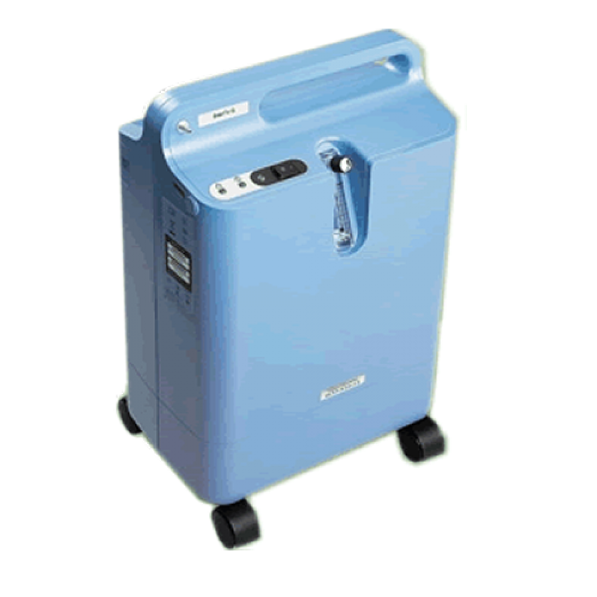 Respironics EverFlo Q Oxygen Concentrator ON   with Unbeatable  #306B9B