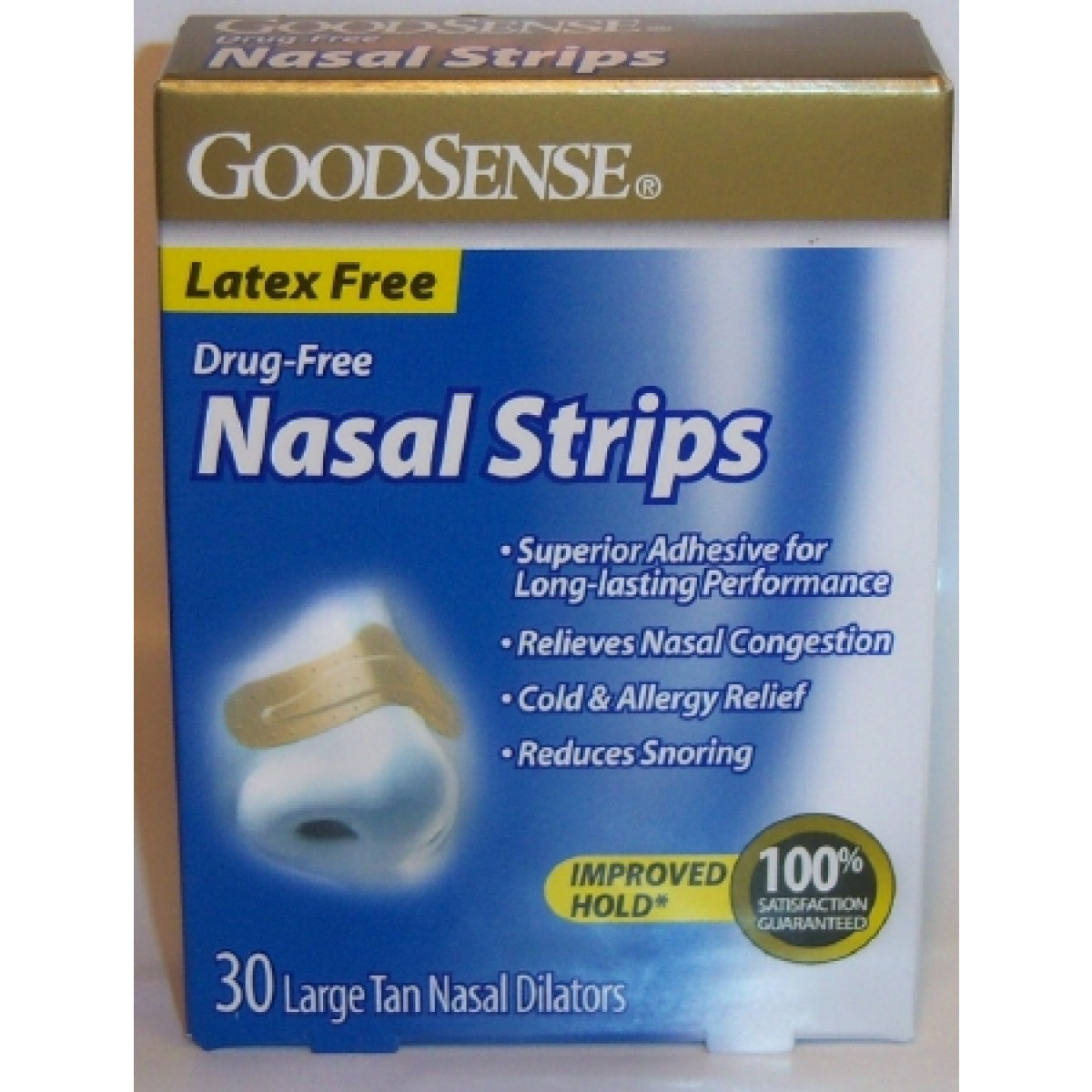 Nasal strip directions-2292