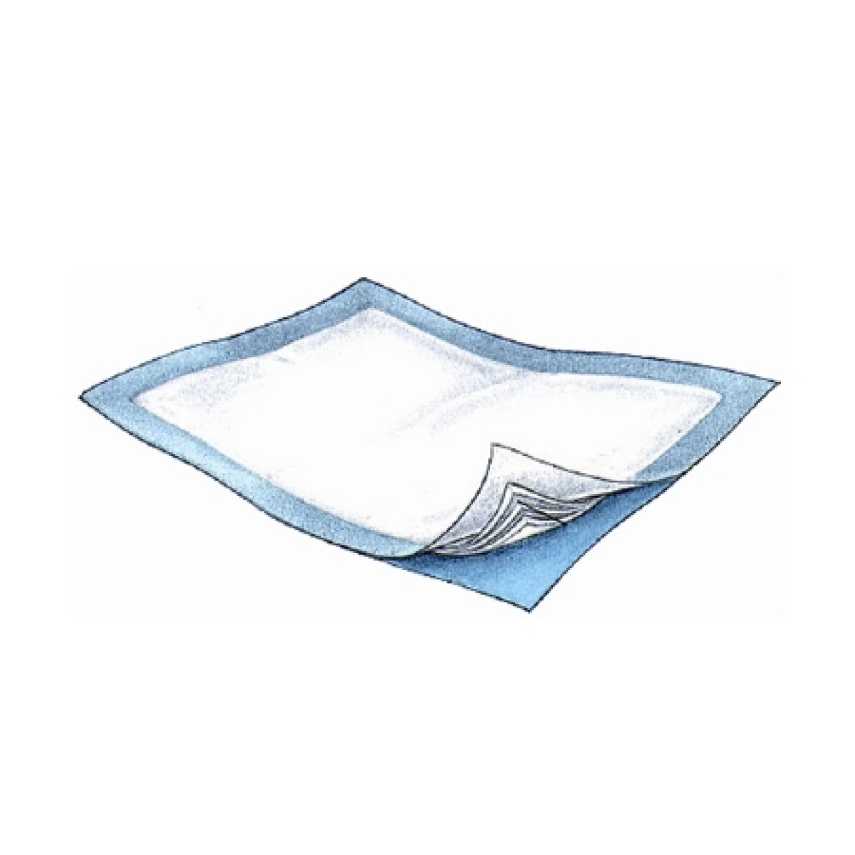 36 36 adult disposable underpads x