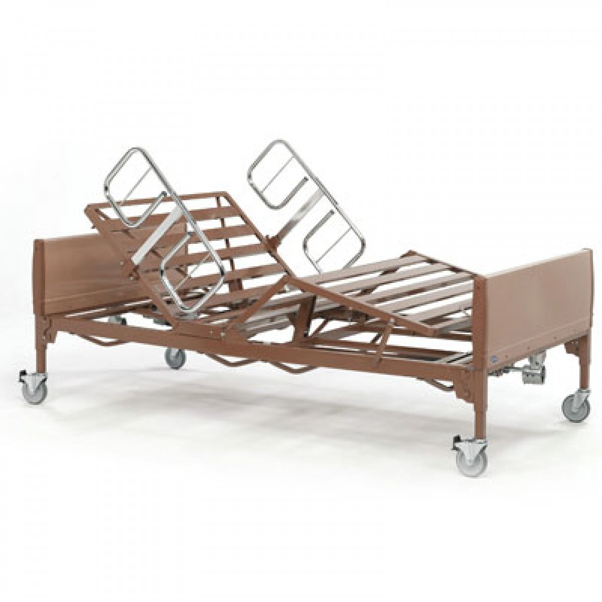 invacare bariatric hospital bed full electric heavy duty