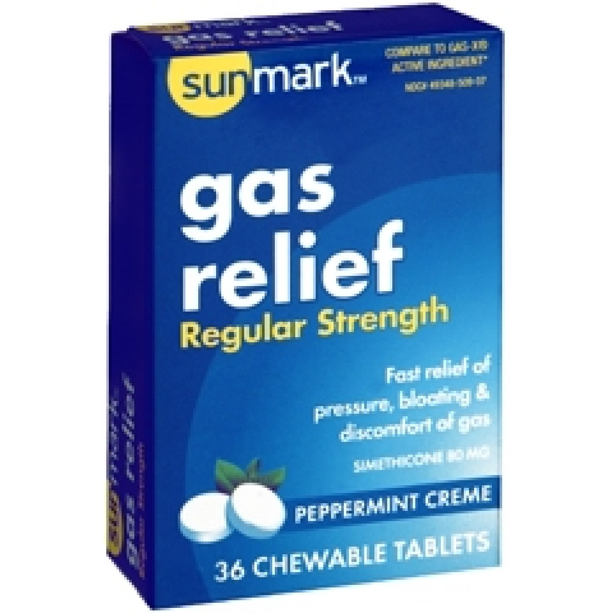 Gas Bloating Relief Natural
