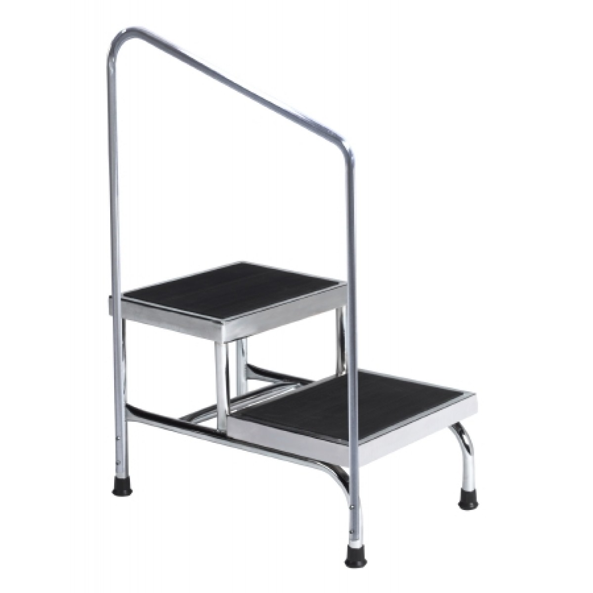 Entrust Performance Step Stool With Handrail 16 W X 24 L