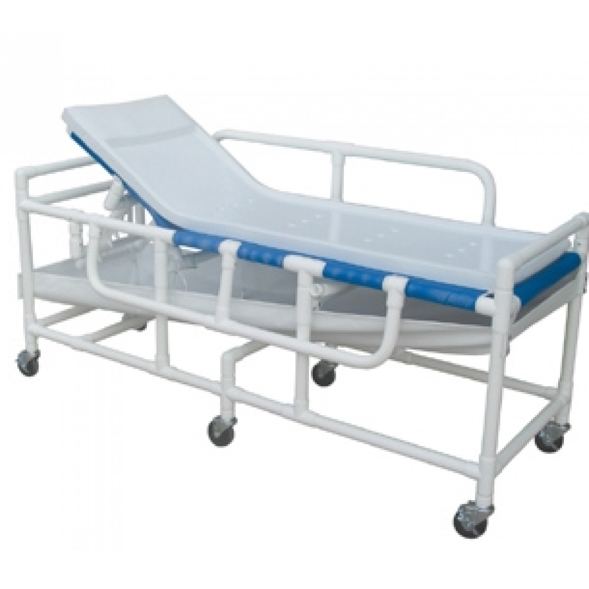 Mobile Shower Bed 79 L X 30 W X 33.5 H Inch - 910