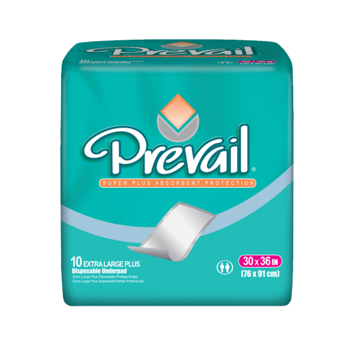 Prevail Fluff Underpads ON SALE with Unbeatable Prices