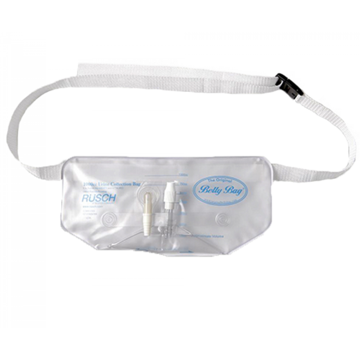 Rusch Belly Bag Urinary Collection By Teleflex Medical