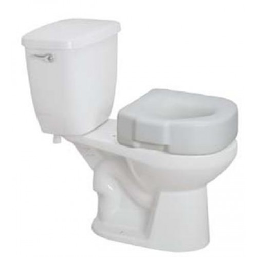 Raised Toilet Seat 300 Lb Weight Capacity 6 Inch 12040 3
