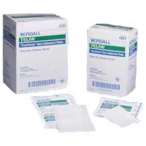 Telfa ouchless non adherent dressing pads on sale with - Elfa dressing ...