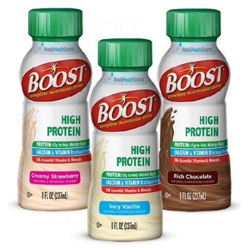 Amazon Com Boost Glucose Control Nutritional Drink: Boost High Protein Oral Protein Supplement 8 Oz.