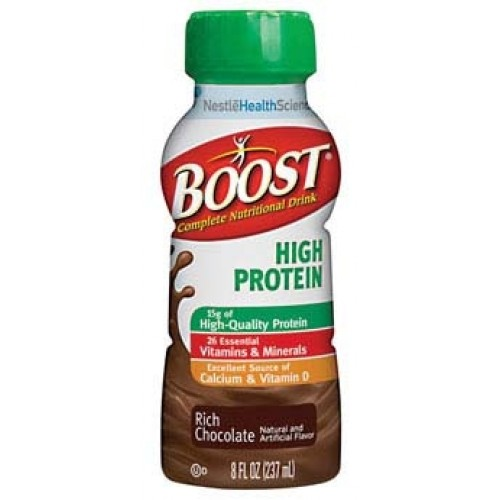 Boost High Protein Nutritional Energy Drink Strawberry 6: Boost High Protein Nutritional Drink