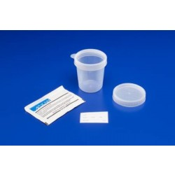 Midstream Urine Specimen Collection Container Kit by Dover