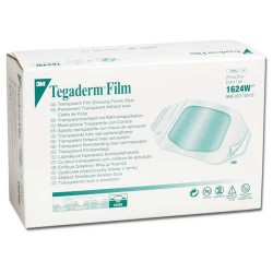 3M Tegaderm Roll Transparent Dressings - Non-Sterile