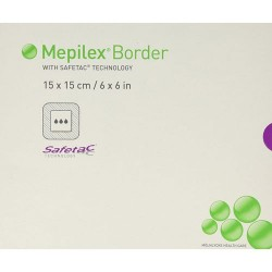 Molnlycke Mepilex Border Dressings
