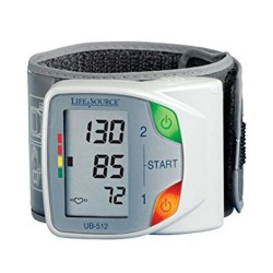 LifeSource Wrist Blood Pressure Monitor