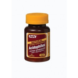 Rugby Acidophilus Dietary Supplement - 1455997
