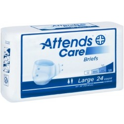 Value Briefs Tab Closure Moderate Absorbency