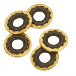 """Stat """"O"""" Seal Washer with Brass - 86060-BR"""