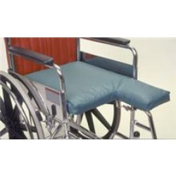 Double Amputee Seat Cushion 18 X 22 X 2 Inch - 1387