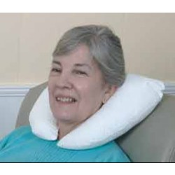 Crescent-Pillo Crescent Neck Pillow 10-1/2 X 13 Inch - 60744