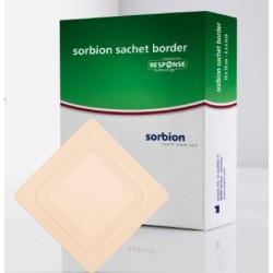 sorbion sachet border Hydroactive Wound Dressing 10 X 6 Inch - 2263009-10