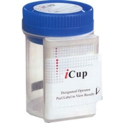 iCup Drugs of Abuse Test - I-DOA-1107-051