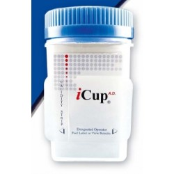 iCup A.D. Drugs of Abuse Test - I-DUA-157-013