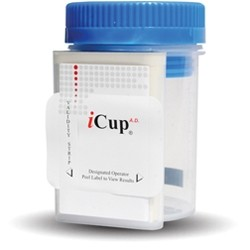 iCup Dx Drugs of Abuse Test - I-DXA-1107-142