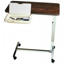 With Vanity Overbed Table - 1010H1200