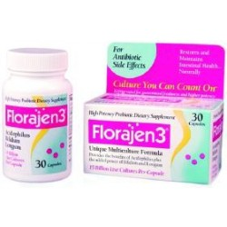 Florajen3 Probiotic Dietary Supplement - 3244910