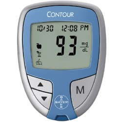 Bayer CONTOUR Blood Glucose Meter - 7189