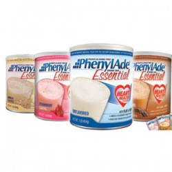 PhenylAde Essential Drink Mix 1 lb Can, Unflavored 1 lb. - 9508