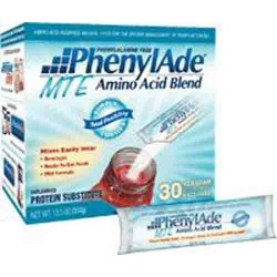 PhenylAde MTE Amino Acid Blend Nutritional Drink Mix