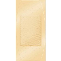 Aso Careband Sheer Adhesive Bandages