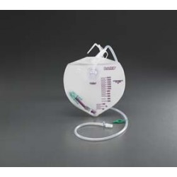 BARD Infection Control  Urinary Drainage Bag 2000 mL Ref 154004A