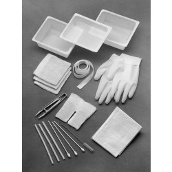 CardinalHealth Complete Tracheostomy Cleaning Tray