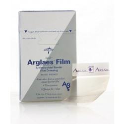 Arglaes Film Antimicrobial Barrier Film Dressing