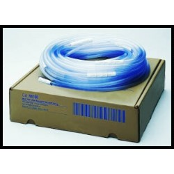 "Clear Non-Conductive Tubing 1/4"" x 10', Sterile - N610"