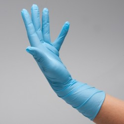 Flexam Nitrile Exam Gloves Chemo Rated Powder Free - Sterile