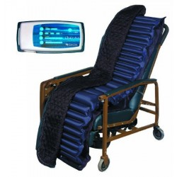Chair-Air 9700GR Geriatric Recliner Overlay System 2-1/2 to 3-1/2 X 19 X 68 Inch - 9700 GR