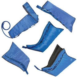 Lymphedema Sleeve 4 Chamber Compression Garments for Bio Compression SC2004 or SC3004 Lymphedema Pumps