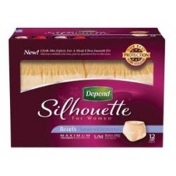 Depend Silhouette Active Fit for Women